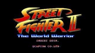 Street Fighter 2 The World Warrior - Intro