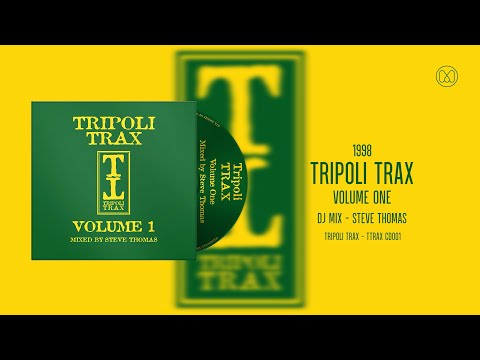 (1998) Tripoli Trax Volume One