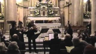 A. Vivaldi  dalle Quattro Stagioni Estate  secondo movimento