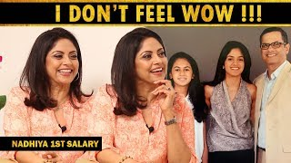 My Daughter hated me in that Scene ..! | Drushyam |M Kumaran Actress Nadhiya Interview TalksOfCinema