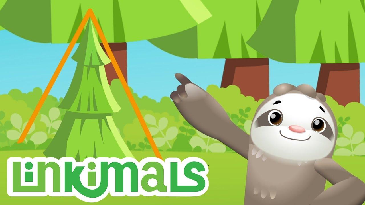 Linkimals™ | Explorando a Floresta | Compilação | Desenhos Animados | Educação | para Crianças
