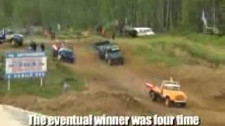 Сумашедшие гонки на ЗИЛах / www.kengarags.ru