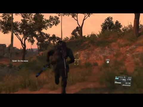Metal Gear Solid 5 - '96 Bonnie and Clyde