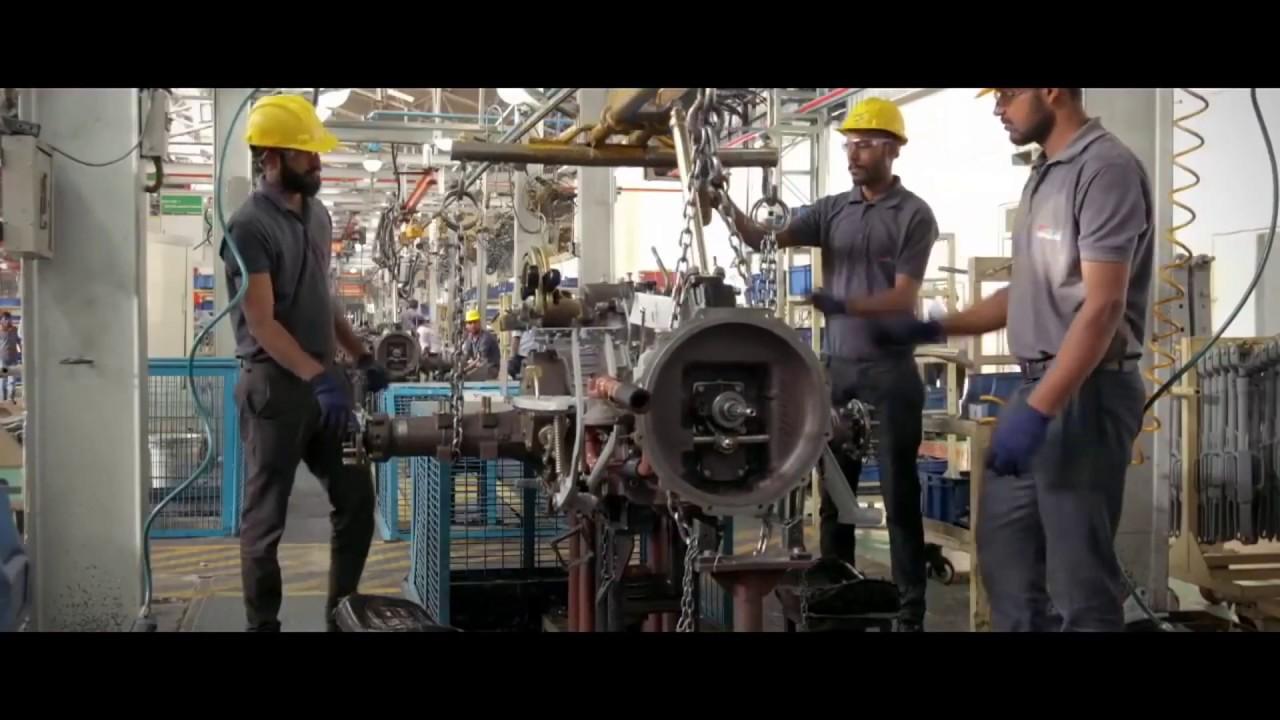 Download स्वराज ट्रैक्टर ऐसे बनाता है  Swaraj Tractor Manufacturing Plant INDIA