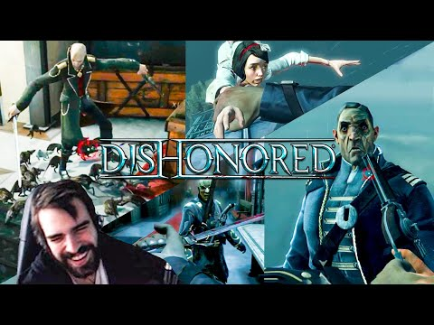 Stealth = Eating Everyone With Rats (Dishonored 1) |