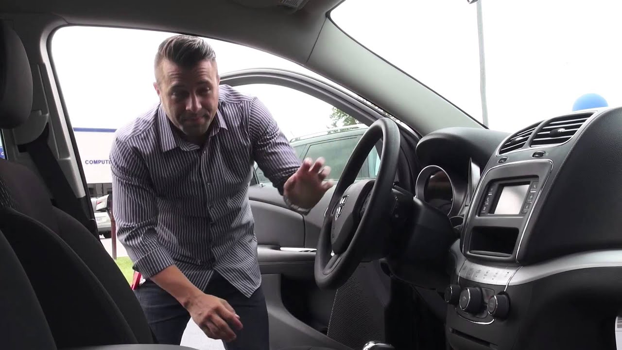 2014 Dodge Journey American Value Package - YouTube