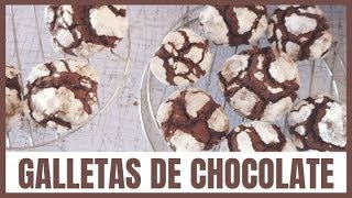 GHRIBAT GALLETAS DE CHOCOLATE | #reposteria #arabe
