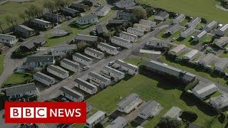 Care investigation: Children housed in caravans and boats - BBC News