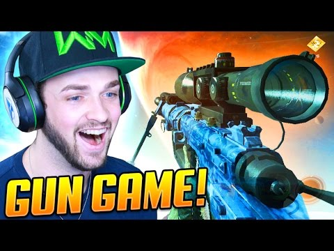 "Infinite Warfare GUN GAME Gameplay LIVE w/ Ali-A! - ""CLASSIC WEAPONS!"""
