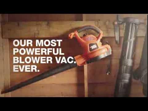 BLACK+DECKER™ GW3050 Blower Vac