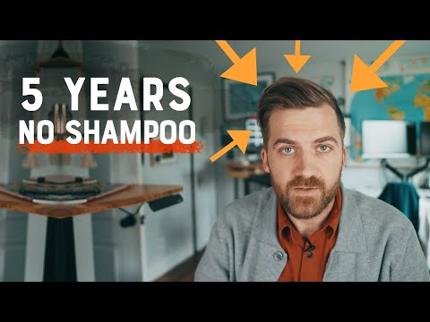 Shampoo is a Lie (for me...and maybe for you too??)