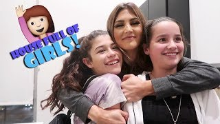 House Full of Girls 🙋 (WK 363.2) | Bratayley