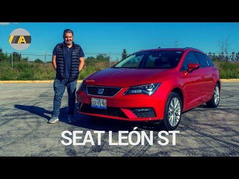 Seat Leon ST -Si, Mejor Que Tu SUV Pero ¿por Que?