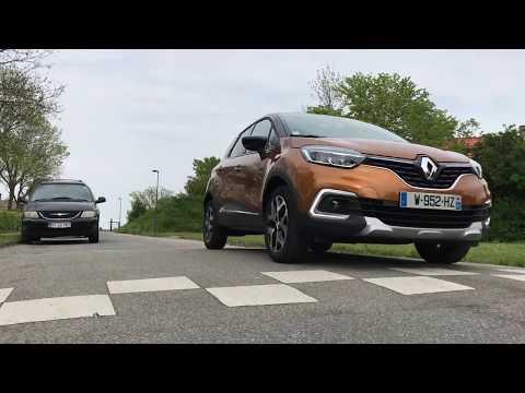 Rendezvous 2017 Renault Captur