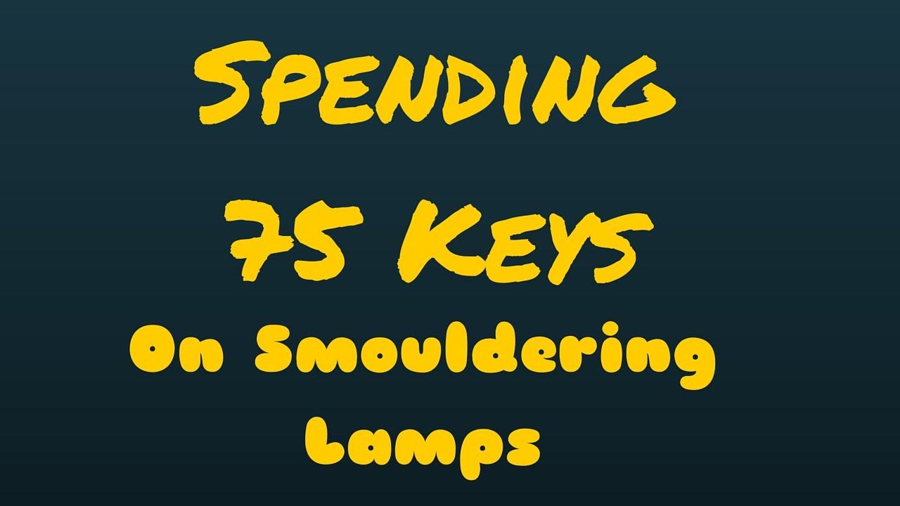 Spending 75 Keys On Smouldering Lamp Promotion - RS3 - YouTube
