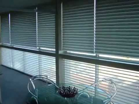 Motorized Hunter Douglas Silhouette's w/ Somfy Motors by 3 Blind Mice Window Coverings - San Diego