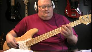 Rainbow Stargazer Bass Cover with Notes & Tablature