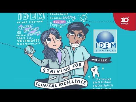 IDEM 2018 Conference: Formulated for the Dental Professional