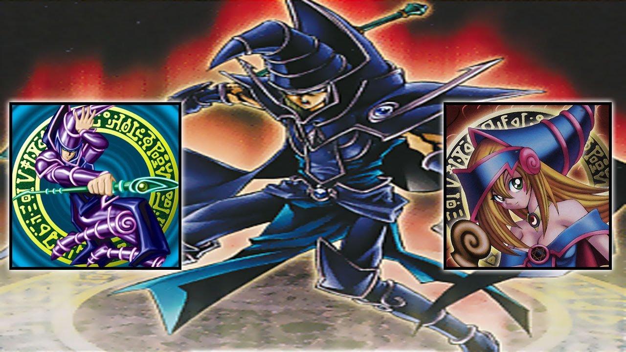 Yugioh Wallpaper Dark Magician Girl Yugi Yu Gi Oh Gx Tag Force 3 Sorcerer Of Dark Magic Deck