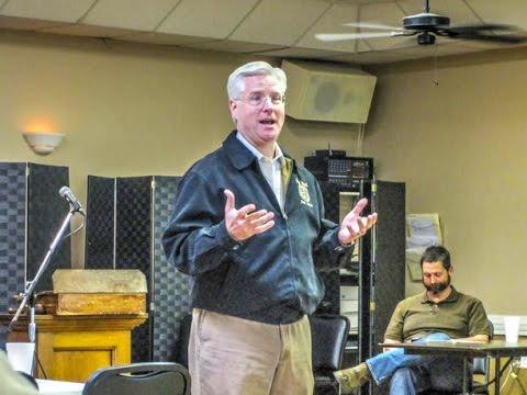 INTERVIEW: GREG REED - Alabama Senate Majority Leader
