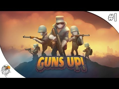 GUNS UP! - JOGO GRATUITO TIPO CLASH OF CLANS IRADO #1