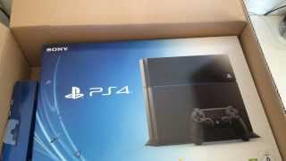 Unboxing PlayStation 4 500GB - Day One ITA by @deadlinex(, 2013-11-29T14:27:58.000Z)