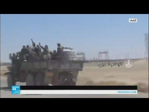 سوريا: آخر التطورات الميدانية في الحرب على تنظيم -الدولة الإسلامية-