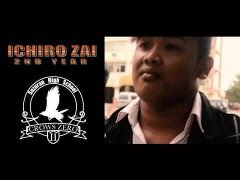 E Team Horror presents 'Crow Zero  Episode 1' (Jomar Lovena)