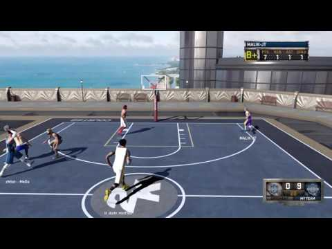 NBA 2K16 Eat Your Wheaties Lil Niqqahs