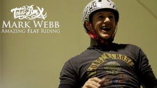 Mark Webb - Amazing flat riding
