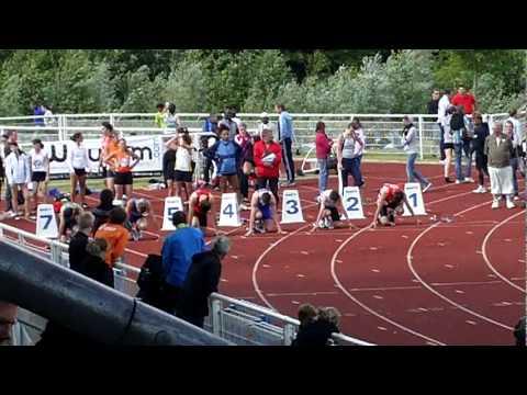 Axel Blancquart 100m inter club 2011