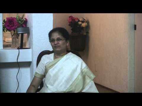 Saratoga Hindu Temple - Pravachan Series Mrs Jaya Row speaks on Vedanta- Video 3/4