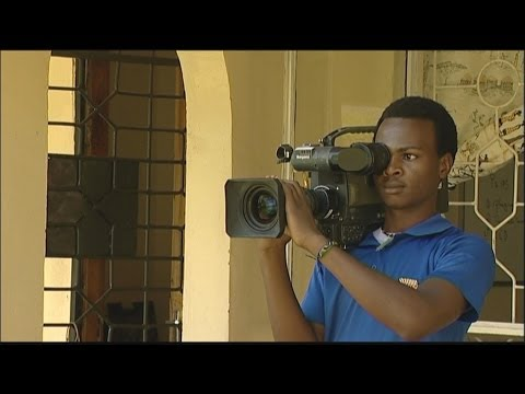 Faces Of Africa - Our Film Future