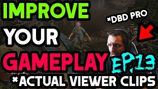 Improving Your Gameplay | Dead by Daylight Gameplay Review | More Console Killer!