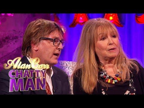 Gogglebox Stars Giles Wood and Mary Killen - Alan Carr: Chatty Man Christmas Special 2017