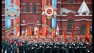 День победы: парад и праздник с комментариями | 09.05.18