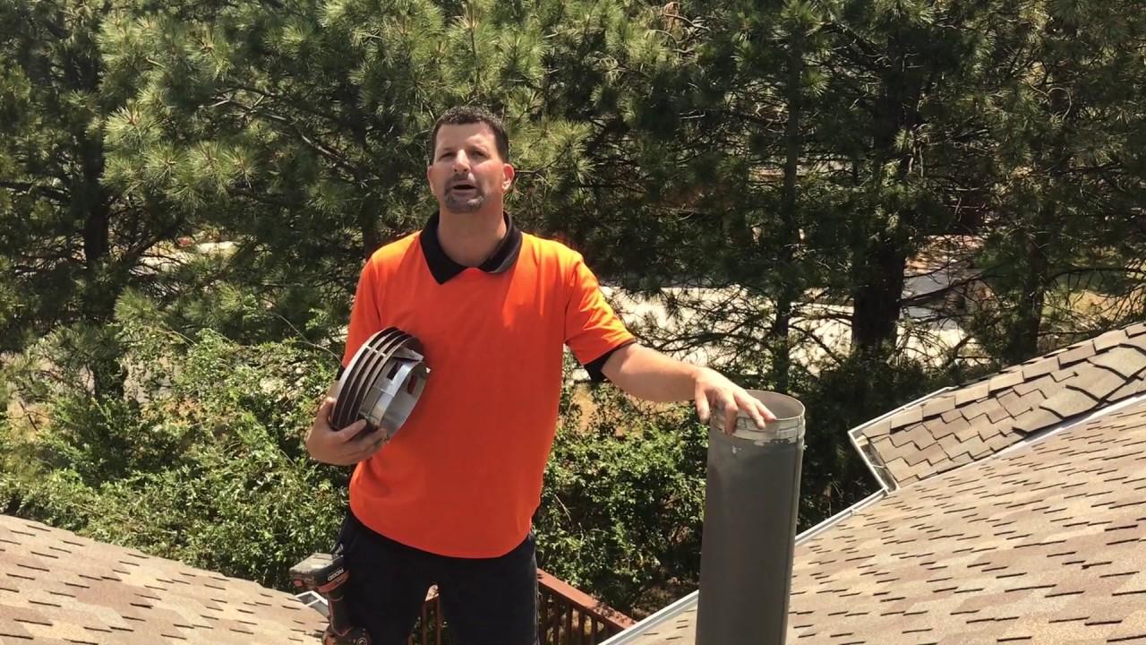 How To Replace A Furnace Vent Cap Colorado Springs