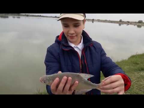 Рыбалка на Нефтекумском водохранилище