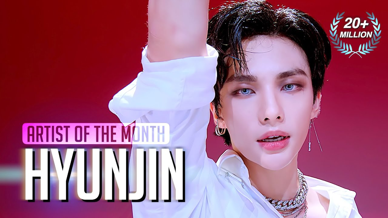 Download [Artist Of The Month] 'Motley Crew' covered by Stray Kids HYUNJIN(현진)   October 2021 (4K)
