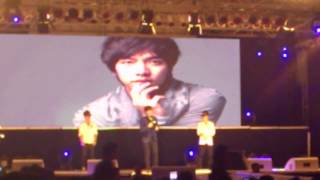 [fancam] Tonight with Lee Seung Gi Jakarta