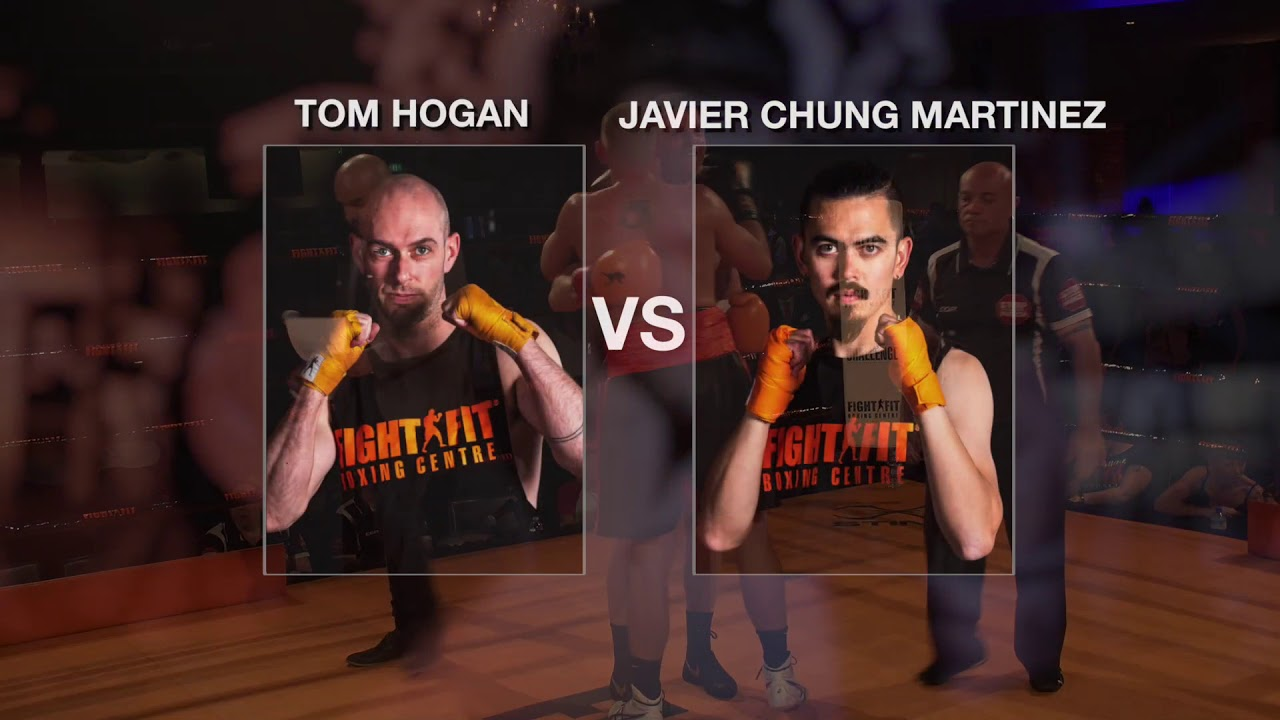 FightFit Challenge 17 Fights Master - YouTube