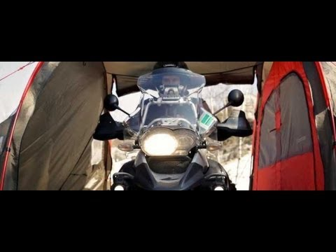 mototent la tente n 1 pour vos voyages moto youtube. Black Bedroom Furniture Sets. Home Design Ideas
