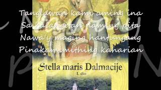 Bukas Palad - Stella Maris with lyrics