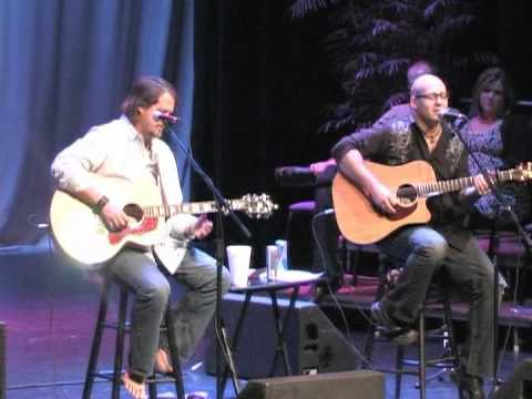 Ken Block & Drew Copeland of Sister Hazel at Florida Gateway ...