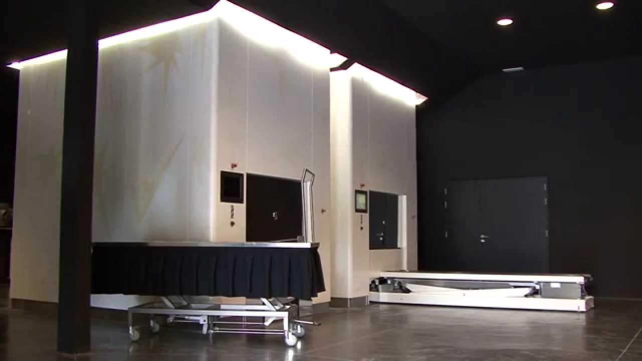 Cremator Dfw 6000 Cremation Oven Dfw Europe Youtube