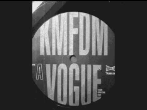 KMFDM 12 inch  VOGUE