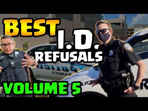 BEST I.D. REFUSALS - 1st Amendment Audit Compilation - VOLUME 5