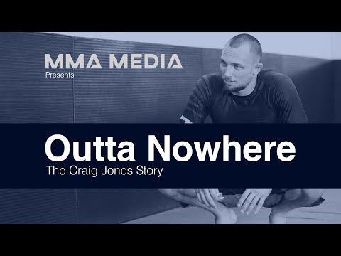 Outta Nowhere   The Craig Jones Story