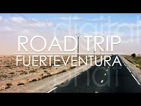 Road Trip on Fuerteventura