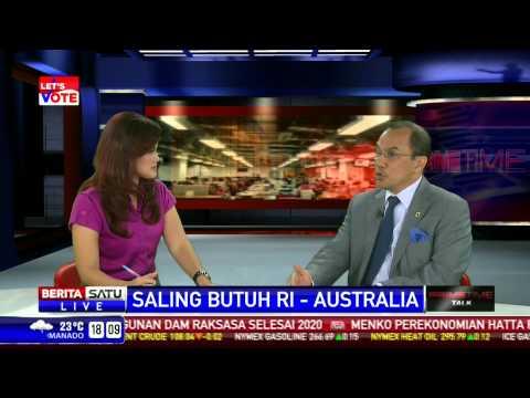 Dialog: Saling Butuh RI dan Australia